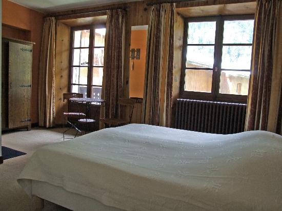 Hotel Le Genepy: Nice clean rooms