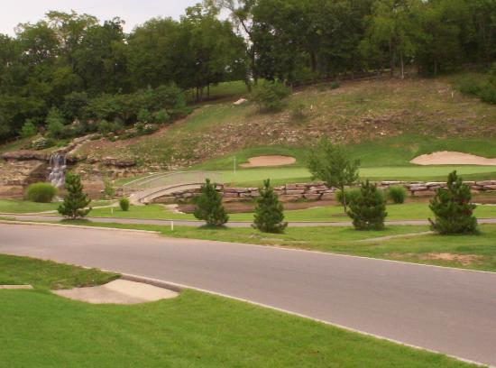 StoneBridge Resort: golf course at Stonebridge