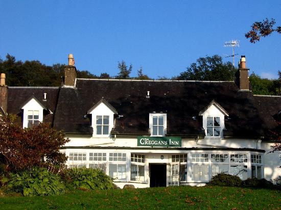 The Creggans Inn : Hotel