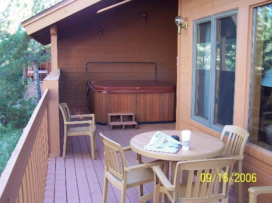 Jacuzzi Picture Of Wyndham Flagstaff Resort Flagstaff