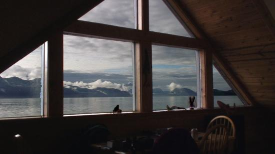 Alaska Saltwater Lodge : View from Our Window