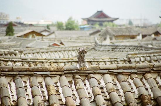 Zen Garden Hotel (Wuyi Yard): roof top