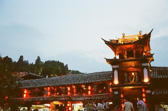 Zen Garden Hotel (Wuyi Yard): Lijiang old town