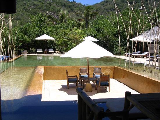 Six Senses Ninh Van Bay: Main pool