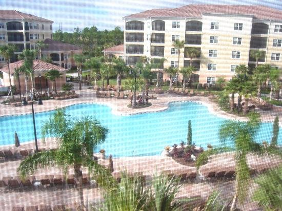 WorldQuest Orlando Resort: Balcony view