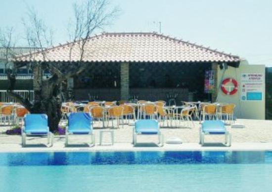 Jardins Vale de Parra: Pool Bar