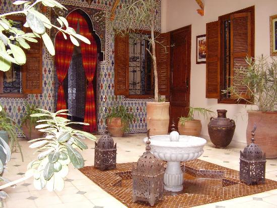 Riad Hotel Essaouira: hotel essaouira