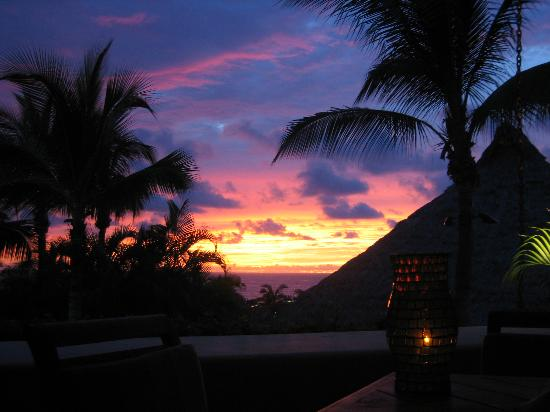 Four Seasons Resort Punta Mita: Breathtaking Sunsets