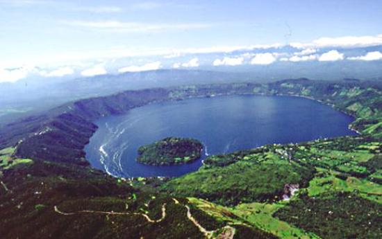 Lake Coatepeque