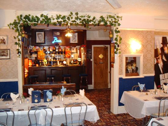 The Malvern Guest House & Blues Grill: Blues Grill bar & restaurant