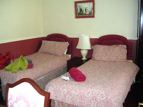 Beaufort Guest House: Bedroom