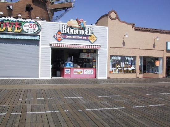 Hamburger Construction Co Ocean City Restaurant Reviews