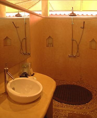 Zazen Boutique Resort & Spa: Bathroom Garden Bungalow