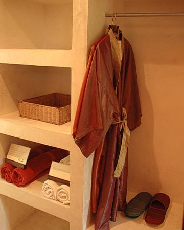 Zazen Boutique Resort & Spa : Closeth