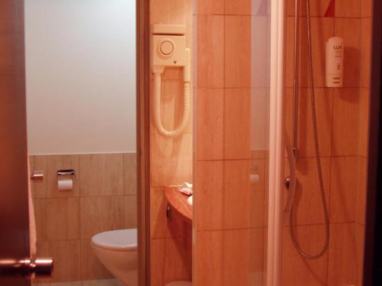 NH Gent Sint Pieters: The bathroom