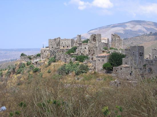 Peloponnese, Yunani: Vathia, Mani