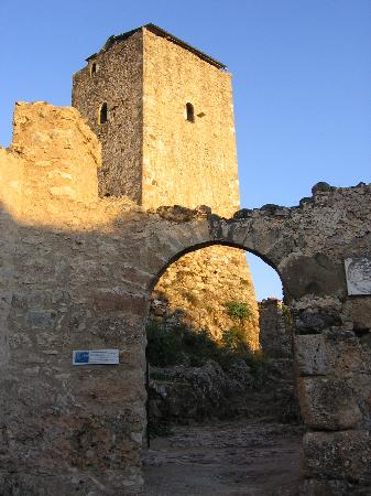 Peloponnese, Greece: Old Kardamyli
