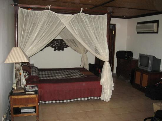 The Damai: Bedroom