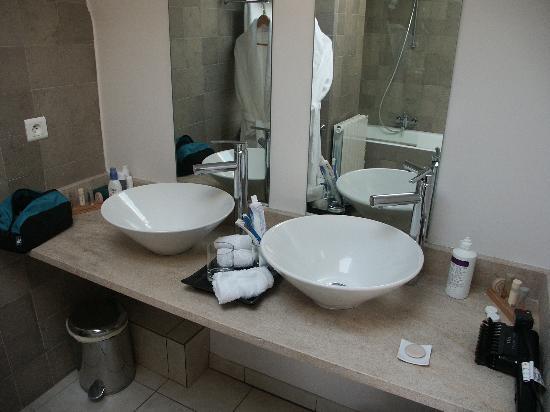 Beautiful Modern Bathroom Picture Of Hotel Le Grimaldi Cagnes Sur