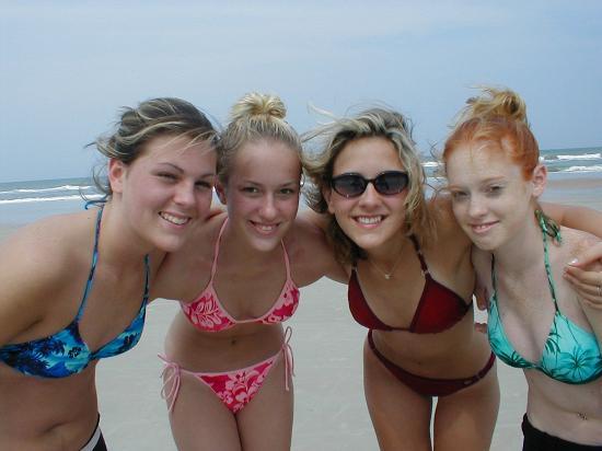 Fountain Beach Resort: Here we are having a ball in Daytona Beach