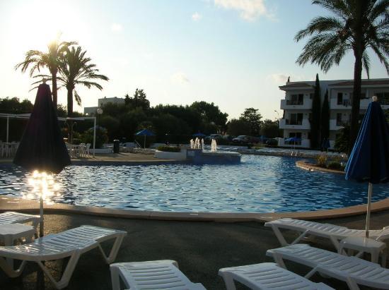 Inturotel Cala Azul Garden: The Pool