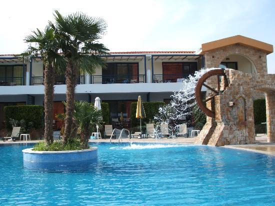 Acrotel Athena Pallas Village : Pool no.2