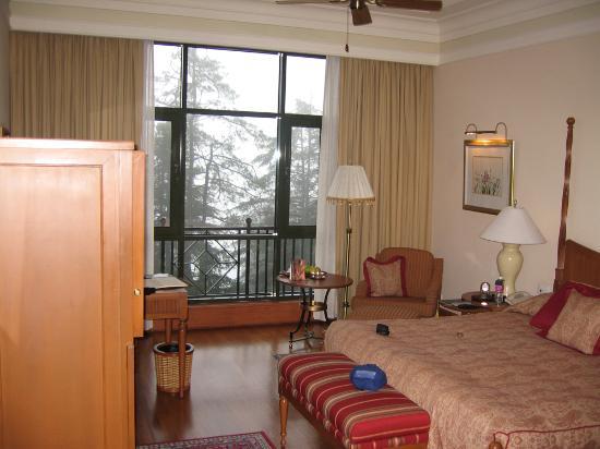 Wildflower Hall, Shimla in the Himalayas: Standard Room