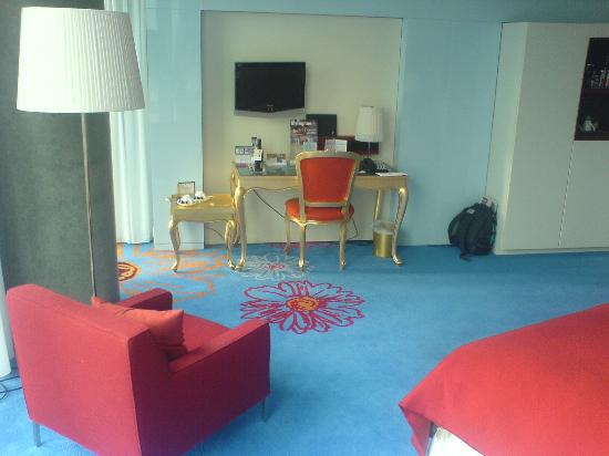Radisson Blu Hotel, Birmingham: Business Class Room
