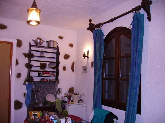 Afrogialis Studios: Inside the apartment