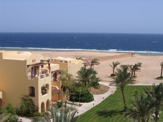 Steigenberger Coraya Beach: Resort picture