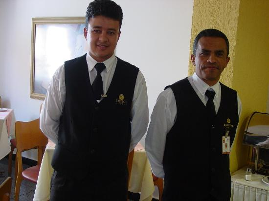 Golden Plaza : Friendly Service