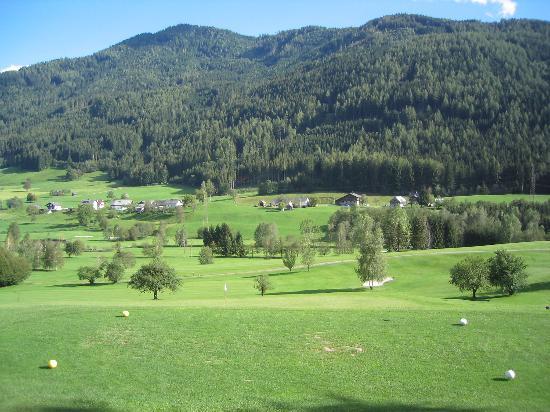 Aigen im Ennstal, Autriche : golf course
