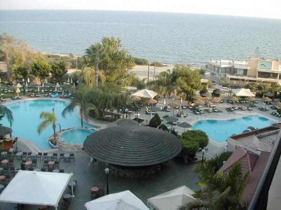 Atlantica Bay Hotel: Room with sea view