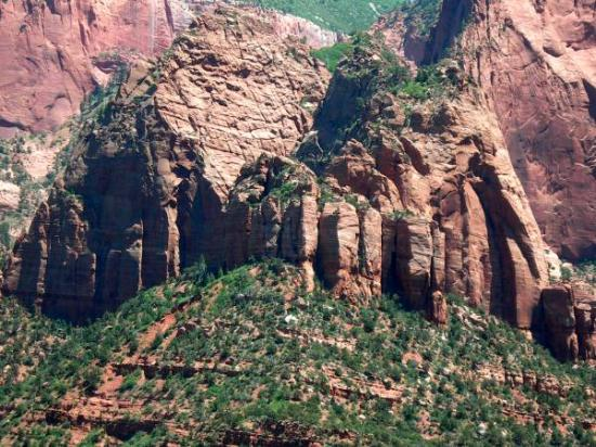 Cedar Breaks National Monument: Kolob Canyon