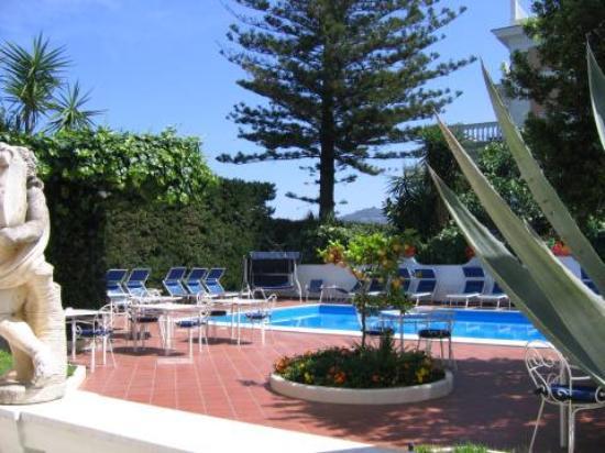 Villa Garden Hotel: The pool at Hotel Villa Garden