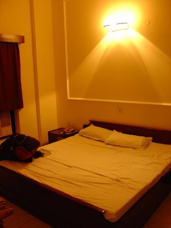 Hotel Ajanta: room 218