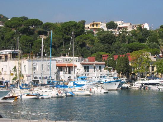 Villa Thomas B&B : Ischia Port