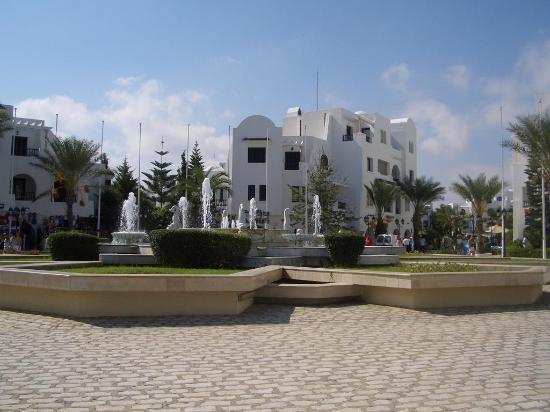 Marhaba Palace Hotel: Port El Kantaoui