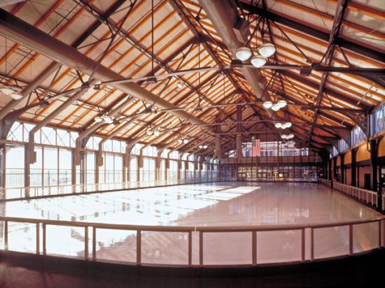 The Depot Skating Rink