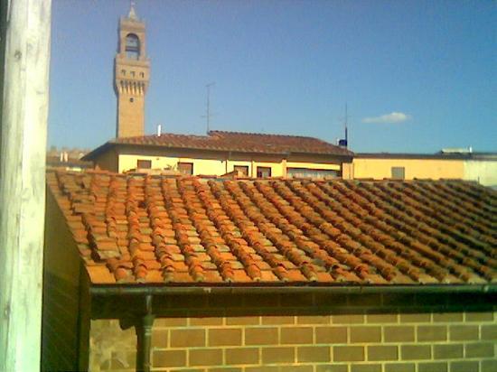 Relais Cavalcanti: vue de la chambre