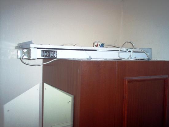 Whiteleaf Hotel: aircondition