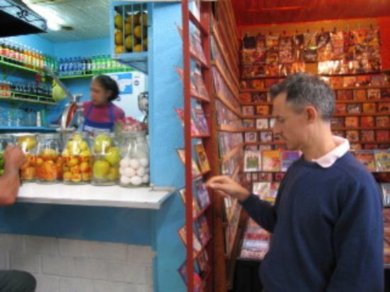 Hotel Dos Casas: market