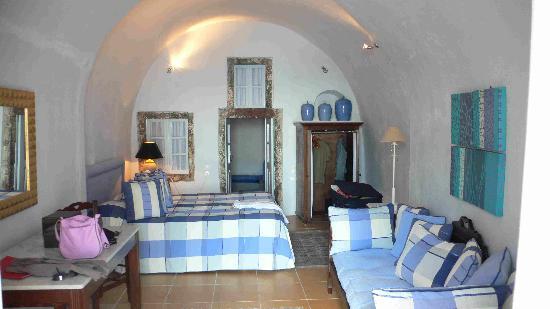 Chromata Hotel: Chambre avec piscine