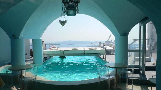 Chromata Hotel: Piscine