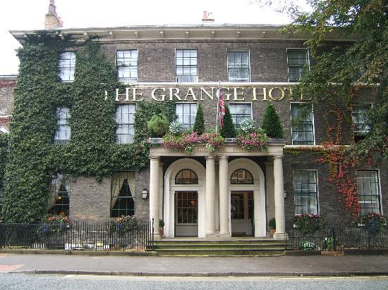 york the grange hotel: