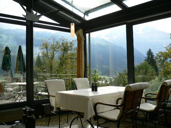 Lenkerhof gourmet spa resort : restaurant spettacolo