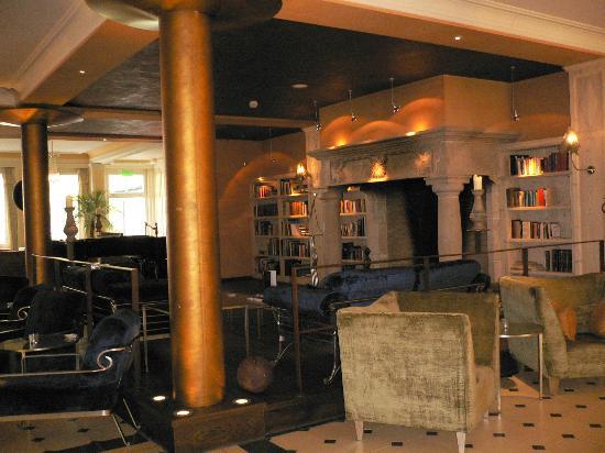 Lenkerhof gourmet spa resort : bar