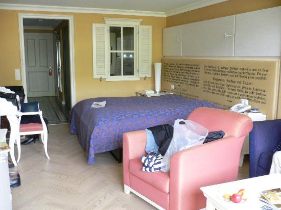 Lenkerhof gourmet spa resort : room, junior suite