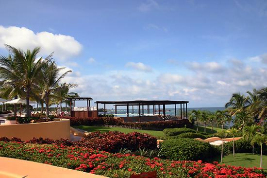 "Four Seasons Resort Punta Mita: View from ""Ketsi"" Restaurant"