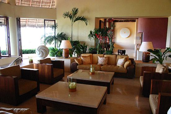 Four Seasons Resort Punta Mita: Hotel Lobby